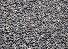 Closeup Of A Pile Of Pebbles Royalty Free Stock Photography