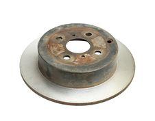Free Brake Disc Royalty Free Stock Image - 29383656
