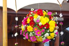 Free Flower Ball Royalty Free Stock Images - 29383819