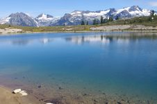Free View Of Elfin Lakes Stock Photo - 29388610