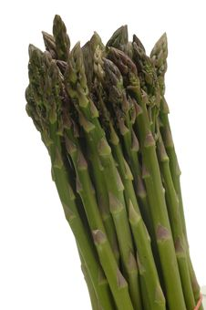 Fresh Asparagus Royalty Free Stock Photography