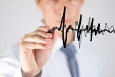 Free Heartbeat Stock Image - 29391631