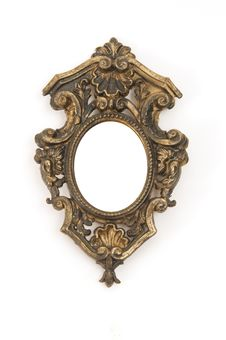 Free Old Ornate Frame Stock Images - 29393274