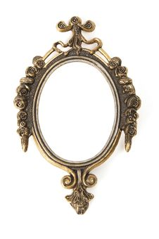 Free Circular Antique Frame Royalty Free Stock Photo - 29393555
