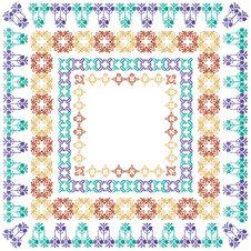 Free Elegant Border Set 01 Stock Image - 29399181