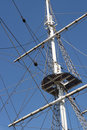 Free Mast Of Ship Royalty Free Stock Image - 2941966