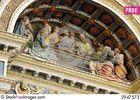 Free Religious Architectural Detail Stock Photos - 2947573