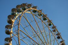 Free Ferris Wheel 4 Stock Photos - 2941053