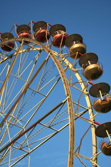 Free Ferris Wheel 6 Stock Photography - 2941102
