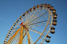 Free Ferris Wheel 7 Royalty Free Stock Photography - 2941107