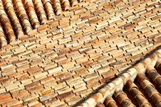 Free Ceramic Roof Royalty Free Stock Photography - 2941467