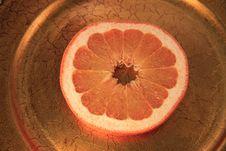 Free Grapefruit Slice Stock Photo - 2941650