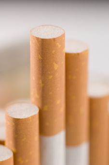 Free Cigarettes Close Up Stock Photos - 2941683