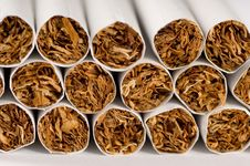 Free Cigarettes Close Up Royalty Free Stock Image - 2941776