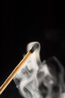Free A Smoking Match Stock Images - 2941874