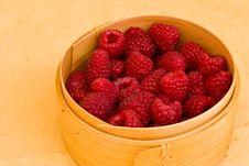 Free Raspberries Royalty Free Stock Photo - 2942025