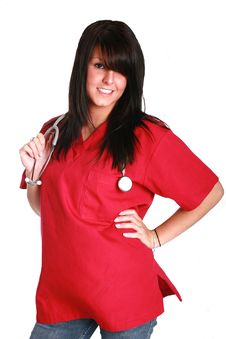 Free Attractive Nurse Stock Images - 2942644