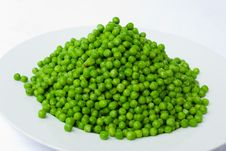 Free Green Peas Royalty Free Stock Images - 2942799