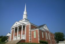 Free Country Church In Tennessee Stock Photos - 2943433