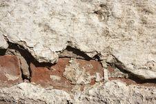 Free Old Broken Wall Royalty Free Stock Photo - 2943795
