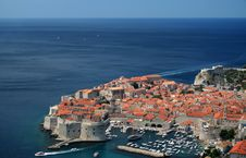 Free City Of Dubrovnik, Croatia Stock Photography - 2943822