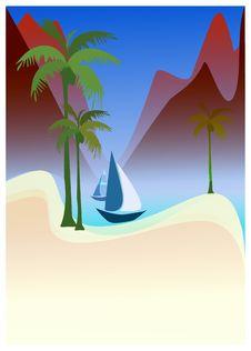 Free Hawaiian Landscape Royalty Free Stock Photos - 2944168