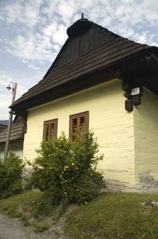 Free UNESCO Heritage - Vlkolinec Stock Image - 2944321
