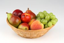 Mixed Fruits Stock Photography