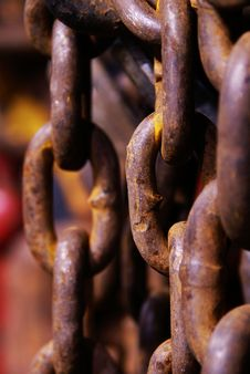 Free Chains Royalty Free Stock Photos - 2948508