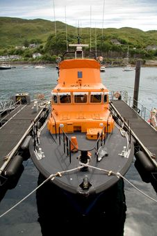 Free Lifeboat Stock Photos - 2949413