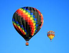 A Balloon Festival Royalty Free Stock Image