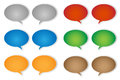 Free Speech Bubbles Royalty Free Stock Images - 29409559