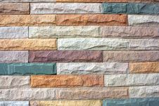 Free Stone Wall Tiles. Stock Image - 29406051