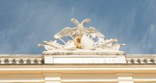 Free Eagle Statue Royalty Free Stock Photography - 29409227