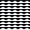 Free Black And White Wavy Pattern Stock Photo - 29404940