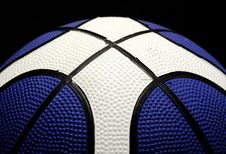 Free Basket Ball Royalty Free Stock Photo - 29411905