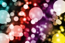 Free Bokeh Art Royalty Free Stock Photography - 29413667