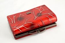 Free Red Women S Purse Royalty Free Stock Photo - 29415775