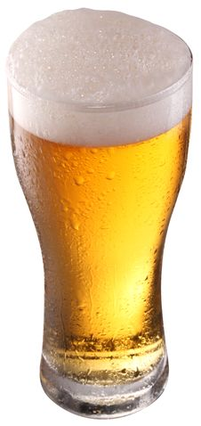 Free Beer Glass. Royalty Free Stock Image - 29419686