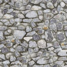 Free Stone Wall Texture. Royalty Free Stock Photo - 29422565