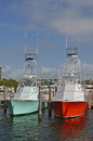 Free Sport Fishing Boats Stock Images - 29442444