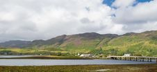 Free Loch Duich And Dornie Stock Image - 29443641