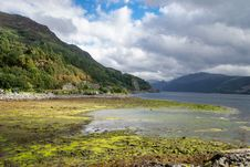 Free Loch Duich Stock Image - 29443701