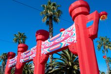Free Chinese New Year In Barcelona Stock Photography - 29446602