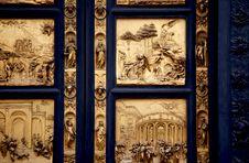 Free Gates Of Paradise, Florence Stock Photos - 29449733
