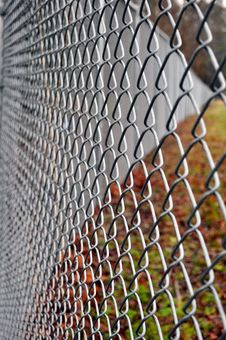 Free Security Fence Stock Images - 29450864