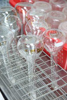 Free Experimental Bottle. Stock Images - 29459334