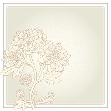 Free Vector Greeting Card. Royalty Free Stock Images - 29459819