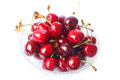 Free Fresh Cherry Stock Photo - 29461370