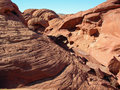 Free Redstone Area In The Lake Mead Recreational Area. Stock Photography - 29467672
